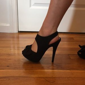 Olsenboye Shoes - Black pumps
